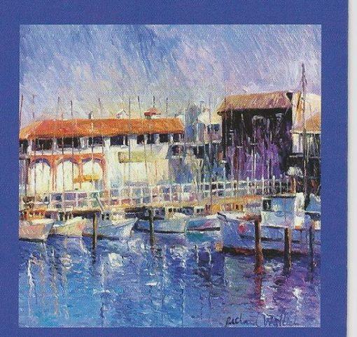 Fisherman's Wharf Canvas