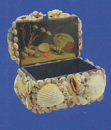 Treasure Box Scene Inside