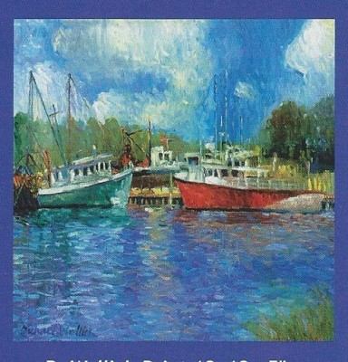 Wickford Boats Canvas